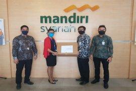 Mandiri Syariah bantu APD untuk rumah sakit rujukan COVID-19 di Sumut