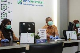 BPJS Kesehatan Ambon tidak layani pengunjung tidak pakai masker