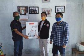 Charity Banten dan SMSI Pandeglang gencar lawan wabah COVID-19