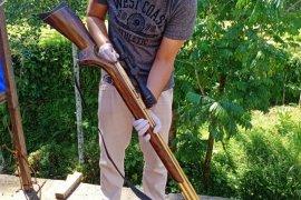 Tembakan senapan angin 4,5 mm bawa korban, seorang pemuda di Bali tewas