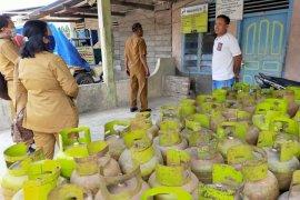 Tim monitoring Asahan cek ketersedian elpiji 3 Kg di 6 kecamatan