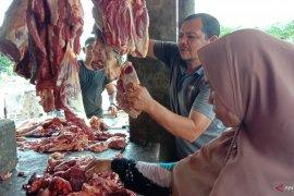 Harga daging di Banda Aceh bergerak naik, Rp140 ribu per kilogram
