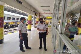 KAI Sumut: 2.500 penumpang batalkan pesanan tiket kereta api