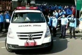 Kemarin, perawat gugur akibat COVID-19 hingga perampokan di Jakarta