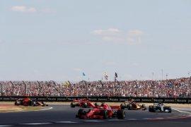 Bila tetap digelar, Grand Prix Inggris di Silverstone akan tertutup untuk penonton
