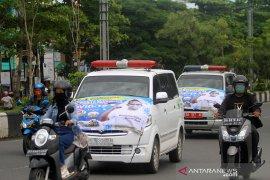 Sosialisasi Pencegahan COVID-19 di Kota Banjarmasin