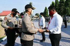 Ungkap 45 kilogram sabu-sabu, ini penghargaan kepada satgas reserse Polres Aceh Timur