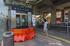 Cegah penyebaran COVID-19, MRT Jakarta kembali tutup dua stasiun
