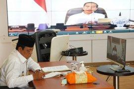 Pemprov Kalsel mengalokasikan Rp3 miliar pembelian masker kain