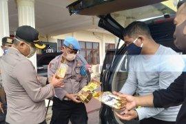 Polres Aceh Timur ungkap 45 kg sabu-sabu beraasal dari Thailand