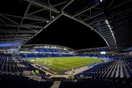 Klub Liga Premier Brighton laporkan pemain ketiga positif COVID-19