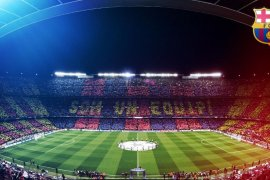 Barcelona berencana tutup Camp Nou hingga Februari 2021 akibat corona