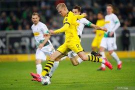 Bundesliga diperkirakan kembali bergulir secara tertutup pada 9 Mei