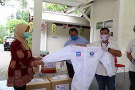 Kabupaten Kediri dapat bantuan APD bantu tangani corona