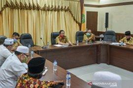 Kondisi darurat COVID-19, Pemkot Padangsidimpuan dan MUI gelar rapat