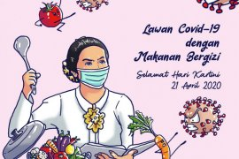 Salam Puan serukan #gerakandapurperempuan di Hari Kartini