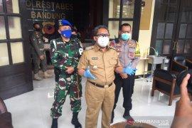 Positif COVID-19 Kecamatan Cicendo tertinggi di Kota Bandung