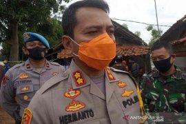 Selama masa pandemi COVID-19 kasus kriminal di Indramayu menurun