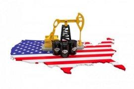 Harga minyak AS melonjak 19 persen