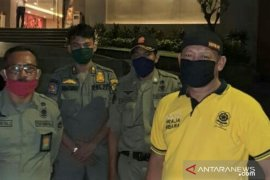 Satpol PP Denpasar awasi ketat tempat karantina pekerja migran