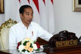 Tiga arahan presiden terkait mitigasi dampak COVID-19 bagi sektor riil
