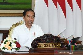 Jokowi siapkan Rp34 triliun relaksasi cicilan bagi petani-nelayan