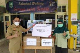 PT ANTAM salurkan bantuan alkes untuk tenaga medis di Sanggau