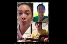Trio Kwek-kwek kembali reuni buat video lagu untuk Papa T. Bob