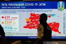 Pasien sembuh COVID-19 di Jatim capai 112 orang