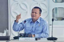 Menteri Edhy: pandemi bisa jadi peluang bagi pengusaha perikanan