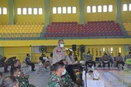 """Simulasi """"TGF"""" di Sumatera Utara satukan persepsi dalam penanganan COVID-19"""
