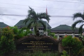 Kemenkumham: 5.264 warga asing sudah tinggalkan Bali
