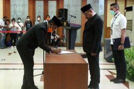 Gubernur Maluku lantik 19 pejabat eselon II