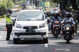 Penerapan PSBB di Bandung Raya