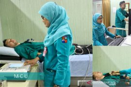 Satu dokter dirawat di ruang isolasi RSUD Kota Bogor