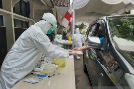 Kota Bogor kembali laksanakan rapid test kepada 250 ODP-ODR