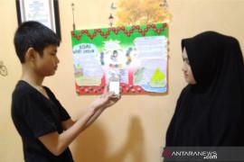 Erza, Kartini Pekanbaru yang membuat belajar dari rumah lebih bermakna