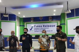 DPRD dukung BPOM Gorontalo lakukan uji swab COVID-19