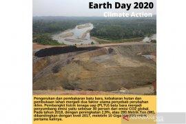 Peringatan hari bumi, Kanopi Bengkulu minta pemerintah tutup PLTU