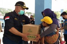 Pemkab Malang salurkan bantuan APD untuk tenaga medis