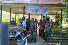 Aparat gabungan Mahakam Ulu lakukan patroli cegah COVID-19
