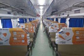 Jumlah penumpang di stasiun Daop Madiun turun drastis