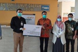 BSM serahkan APD untuk empat rumah sakit di Aceh