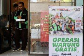 ACT Malang buka layanan warung makan gratis bagi warga terdampak COVID-19