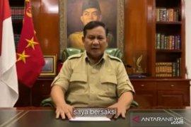 Prabowo: Keputusan Jokowi untuk rakyat paling miskin