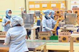 Menperin sebut industri manufaktur menggeliat