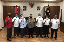 Kapolda Maluku minta pelayanan PLN selama Ramadhan 1441 Hijriah lancar