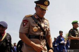 Polisi sumbangkan gaji untuk penanganan COVID-19 dapat penghargaan