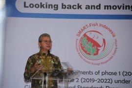 KKP menyatakan ekspor perikanan menggembirakan di tengah COVID-19