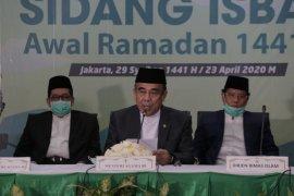 Menag ingatkan  ibadah Ramadhan tetap di rumah